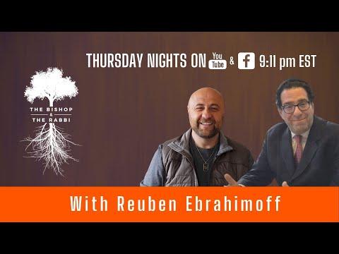 The Bishop & The Rabbi with Reuben Ebrahimoff