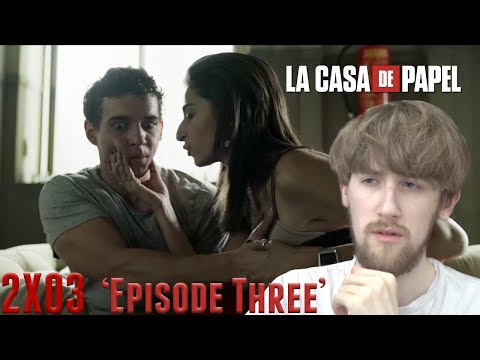 Money Heist (La Casa de Papel) Season 2 Episode 3 Reaction