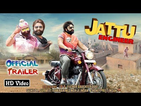 Jattu Engineer | Official Trailer  ..
