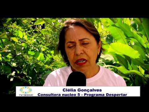 TV SEDUC - PROGRAMA DESPERTAR EM CAIRU.