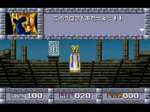 saint seiya game boy advance rom