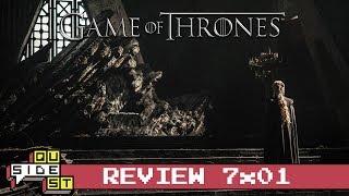 Junte-se à Missão Principal! apoia.se/canalsidequest Game of Thrones voltou e, finalmente, alguns dos momentos mais esperados da série vieram à tona!!! Seja ...