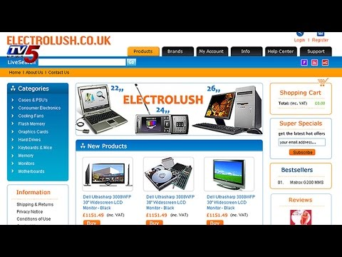 E-commerce Website frauds | TV5 Special Story : TV5 News