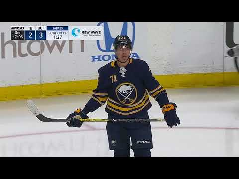 Video: Tampa Bay Lightning vs Buffalo Sabres | NHL | Feb-13-2018 | 20:00 EST