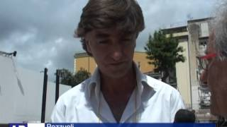 POZZUOLI, TUTTO PRONTO PER LA XVIII EDIZIONE PREMIO CIVITAS