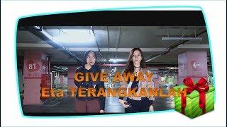 RE-Up   ETA TERANGKANLAH [GIVE AWAY + Ria..... x Marisha Chacha (PARODY)]