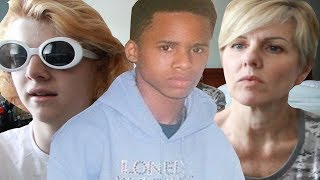 MOM REACTS TO TAY-K47 - THE RACE