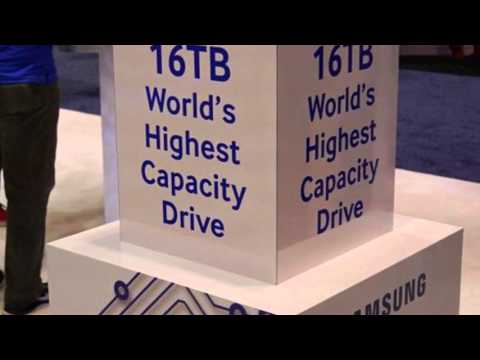 Samsung Announces 16TB SSD, 'World's Largest' Storage Device for Data Centres Review