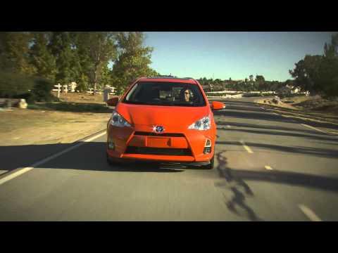2012 Toyota Prius C official video