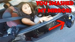 Video Bikers Get Angry After Being Hit By Audi Driver MP3, 3GP, MP4, WEBM, AVI, FLV Agustus 2017