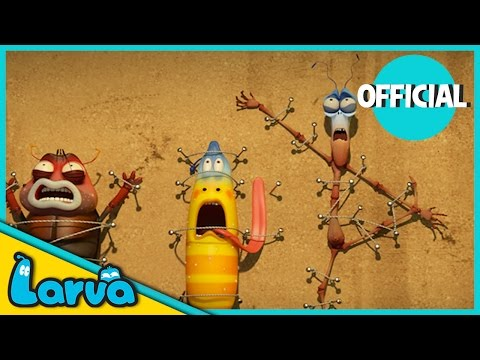 LARVA - CHINESE NEW YEAR SPECIAL| 2017 Full Movie Cartoon | Cartoons For Children | LARVA Official