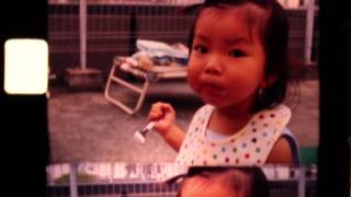 8mm film diary2012/08/31(10/12テレシネ)