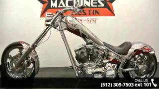 1. 2007 American IronHorse Texas Chopper  - Dream Machines I...