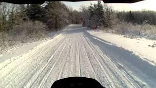 6. Ski-Doo Turbo 1200 Testing
