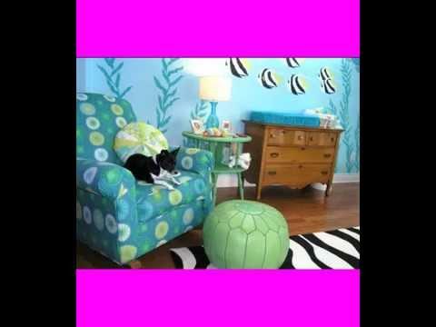 Contemporary Baby Room Ideas