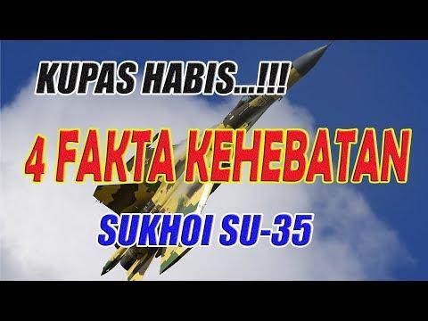 4 Fakta Kehebatan Pesawat Sukhoi...