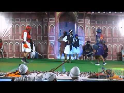 Video 6th Set FIGHTS | 4th National  Gatka (Sikh Martial Arts) Championship download in MP3, 3GP, MP4, WEBM, AVI, FLV January 2017