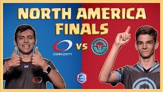 CRL North America: FINALS