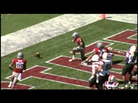 WSU Football 2011 Highlights