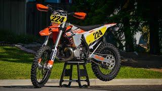 7. 2019 KTM 250XC | Cahuilla Creek MX | Trevor Hunter 224