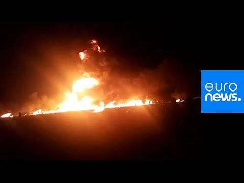 Вибух на трубопроводі у Мексиці: кількість загиблих зросла до 73 (відео)