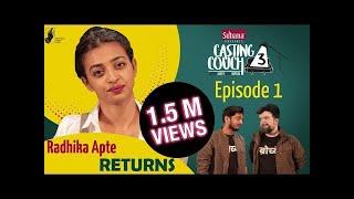Video Casting Couch S3E1 Radhika Apte RETURNS with Amey & Nipun | #CCWAN3 #bhadipa MP3, 3GP, MP4, WEBM, AVI, FLV Maret 2018