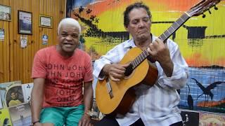 Cantor Braguinha Estúdio TV Imprensa