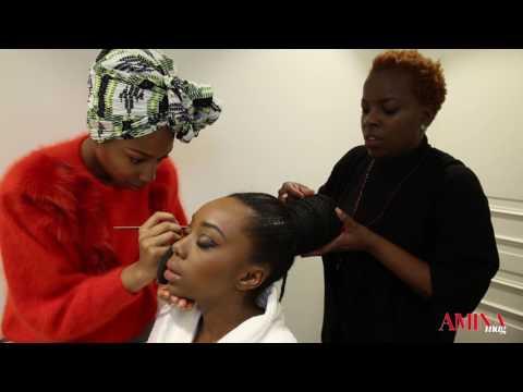 Vidéo - Les coulisses du shooting de la blogueuse star Fatou N'Diaye