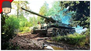 World of Tanks - BUSH WARFARE!