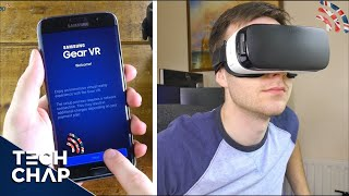 Samsung Gear VR SETUP & REVIEW with Galaxy S7 & S7 Edge (4K)