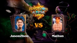 Jasonzhou vs Mattun, game 1