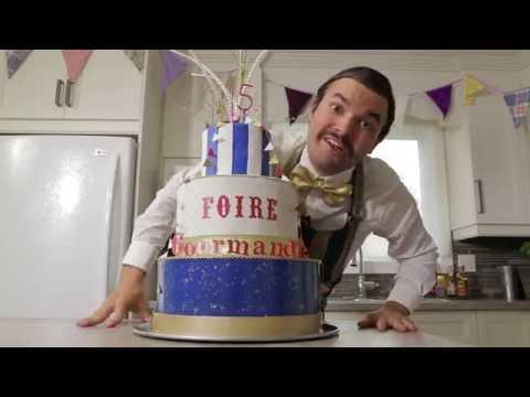 Vidéo promotionnelle Foire gourmande 2016