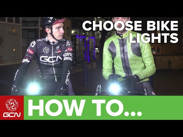 How To Choose Bike Lights For Commuting G