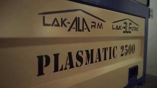 Plasmatic 2500 plazmavágó
