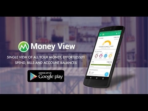 Money View: Your Personal Finance Manager