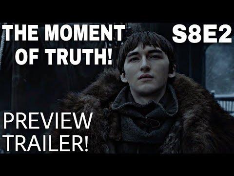 S8E2 Preview Trailer Breakdown! - Game of Thrones Season 8 Episode 2 (The Final Season)