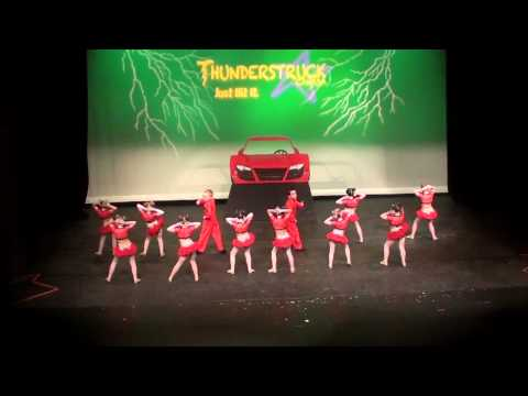competitionready - Sudbury Dance Competition by Thunderstruck Canada. Future Star Petite Large Group Overall winner. Visit http://thunderstruckcanada.com/dance-competition/sudb...
