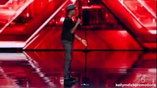 Astro - The X Factor U.S. - Audition 1