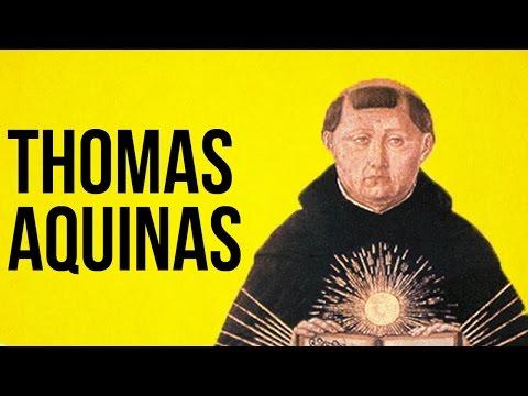 PHILOSOPHY - Thomas Aquinas