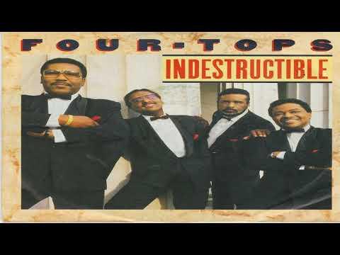 Four Tops-Indestructible 1988
