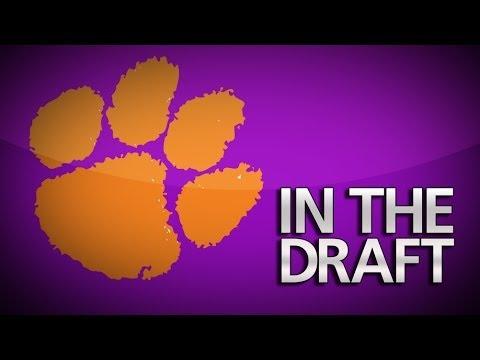 Renaldo Wynn Breaks Down Clemson in the NFL Draft