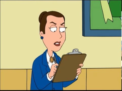"""My favorite moment ever in Family Guy - """"What's Your Name?"""""""