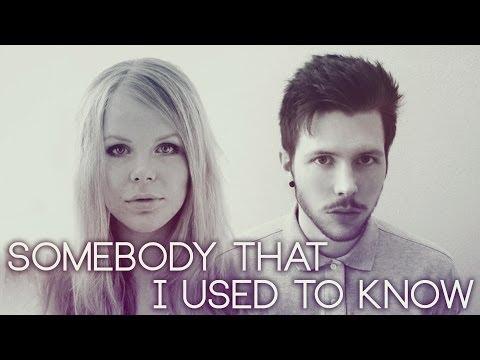Tekst piosenki Natalie Lungley - Somebody That I Used To Know po polsku