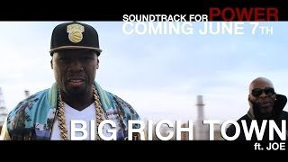 50 Cent videoklipp Big Rich Town (feat. Joe)