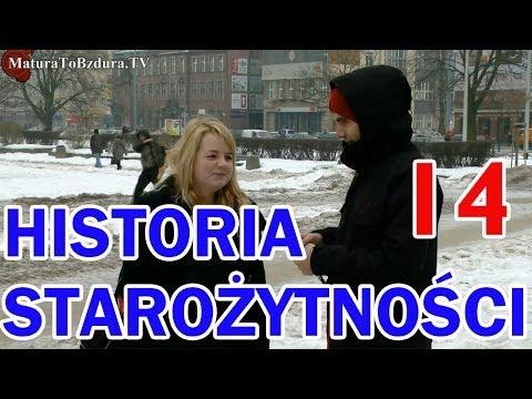 Matura To Bzdura - HISTORIA STAROŻYTNOŚCI odc. 14