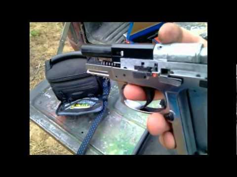 0 Пневматический пистолет Daisy Powerline 5501