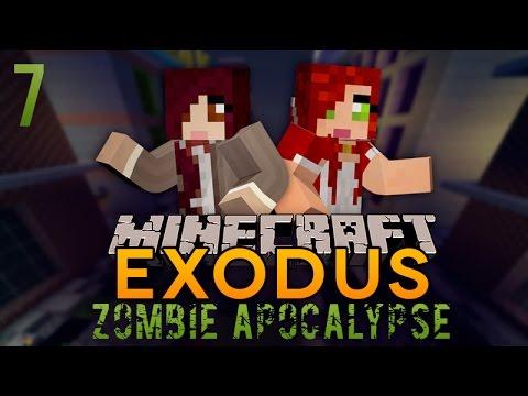 EXODUS: Zombie Apocalypse Ep 7   With MKtheWorstt