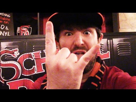 Episode 3 - Hard Rock Life: Backstage at Broadway's SCHOOL OF ROCK with Alex Brightman