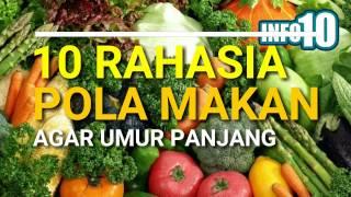 Video 10 RAHASIA POLA MAKAN AGAR UMUR PANJANG MP3, 3GP, MP4, WEBM, AVI, FLV Agustus 2018