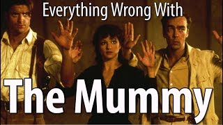 Video Everything Wrong With The Mummy (1999) MP3, 3GP, MP4, WEBM, AVI, FLV Februari 2019